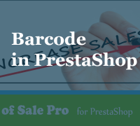 Barcode in PrestaShop