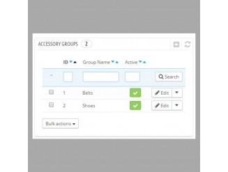 Easy to manage groups