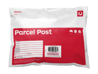 Support Parcel Post Satchel