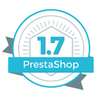 Works with PrestaShop 1.7